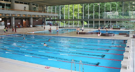Lausanne swimmers' illness identified as virus