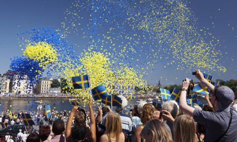 Swedes regain crown as top English speakers