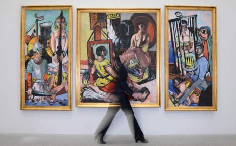 Bavaria accused of hoarding Nazi-looted art