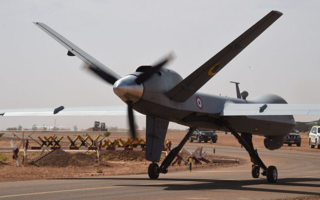 Italy gets US permission to arm drones
