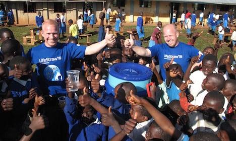 Danes deliver clean water to 200,000 in Kenya