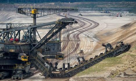 Greenpeace barred from Vattenfall brown coal bid
