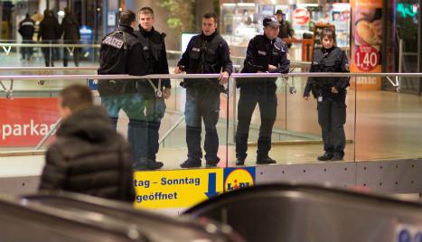 German suspect 'behind Hanover bomb plot'