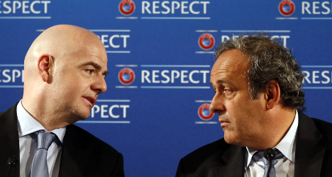 Five pass 'integrity tests' for Fifa leader race