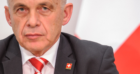 Swiss right calls for army to reinforce borders