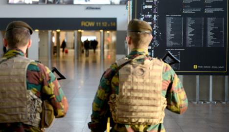 New Belgium raids linked to Paris stadium bomber