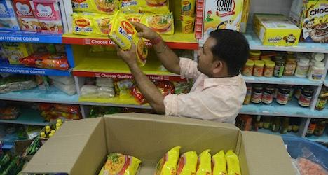 Nestlé's Maggi noodles return to Indian shelves