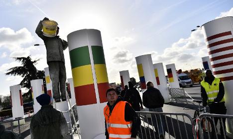 Worldwide rallies to put pressure on COP21
