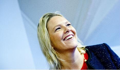 'Jesus would back us on asylum': Norway minister