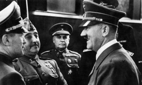 Berlin still pays Spanish Nazi volunteers pensions