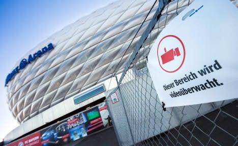 Bundesliga goes ahead under tighter security