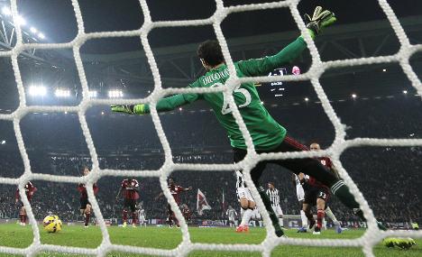 Security toughened for Juventus vs AC Milan