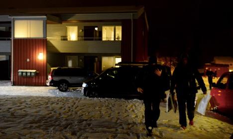 Terror suspect 'planned attack in Stockholm'