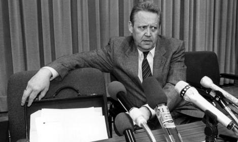 East Germany's 'accidental liberator' dies
