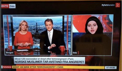 Norway's Muslims condemn Paris violence