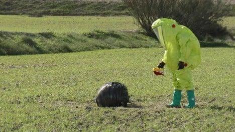 Mystery deepens as bizarre space objects plummet to earth in Spain