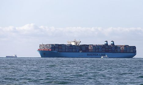 Maersk eyeing purchase of Singapore's NOL
