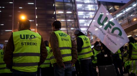 136 Lufthansa flights cancelled over strikes