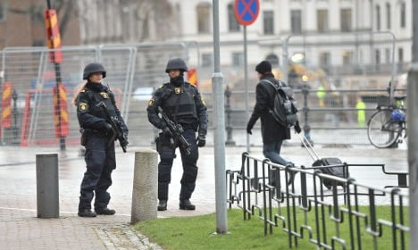 Police: we can't protect Sweden from terrorists