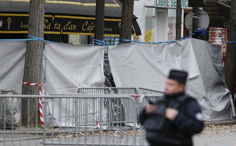 Italian student missing following Paris attacks