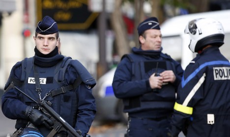 Spanish security forces 'on alert' after Paris terrorist attacks