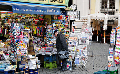 Fury over Italy paper's 'Islamic bastards' splash