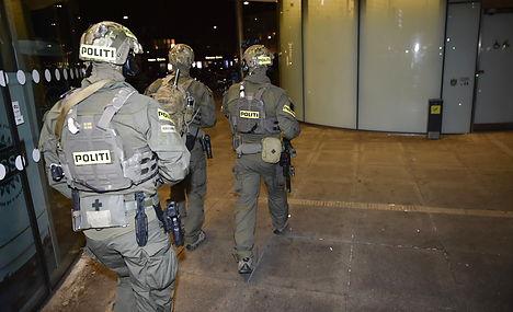 'Suspicious situation' at Copenhagen stations