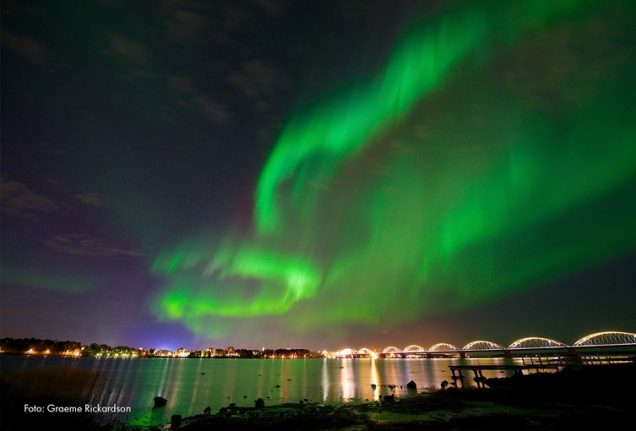 How we view cities and countries: stories from Luleå