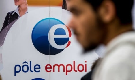 France sees big spike in unemployment rate