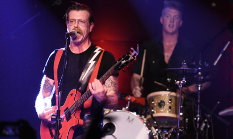 Eagles of Death Metal want to reopen Bataclan