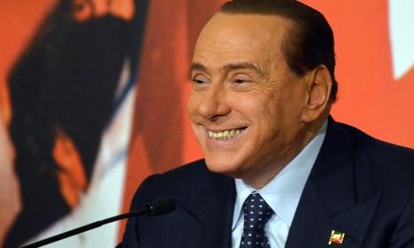 Italian jailed for hiring Berlusconi prostitutes