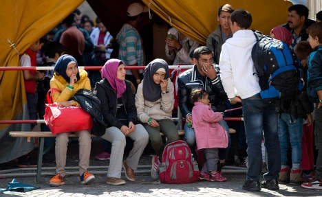 Police: refugees commit less crime than Germans