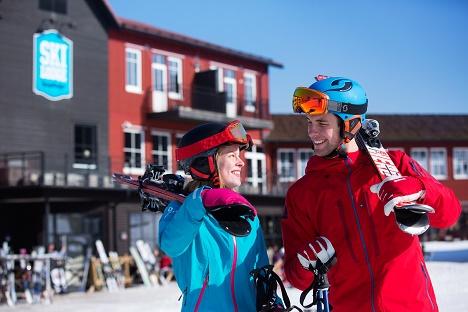 Stockholm's secret ski resort: Kungsberget
