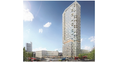 Voters back Bern region's first high-rise