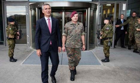 Russia on agenda at Nordic Nato discussions