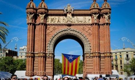 Fitch downgrades Catalonia to junk bond status over secession drive