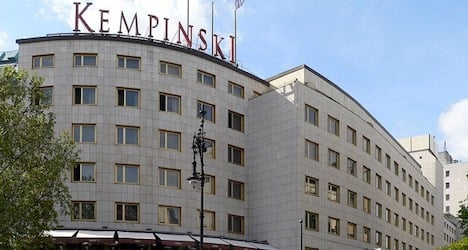 Kempinski hotels press charges against ex-CEO
