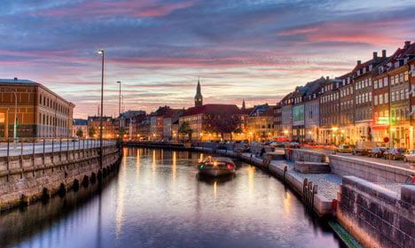 Denmark world's third most prosperous nation