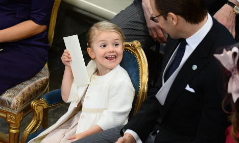 Princess awaiting sibling 'really wants a hamster'