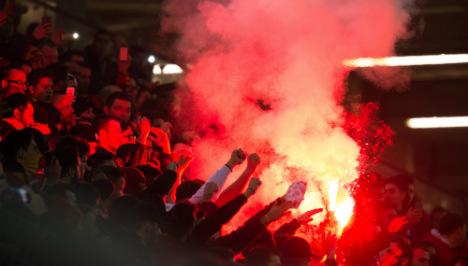 'Please, no fireworks' at Bundesliga games