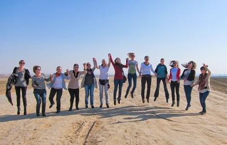NFGL Field Trip: 'No women, no peace!'
