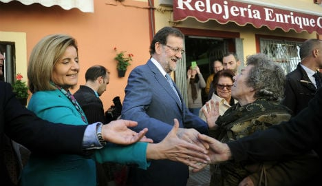 Spain's top three parties tied ahead of December 20th general election