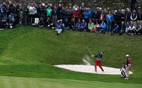 Italian Ryder Cup 'to spark golfing revolution'