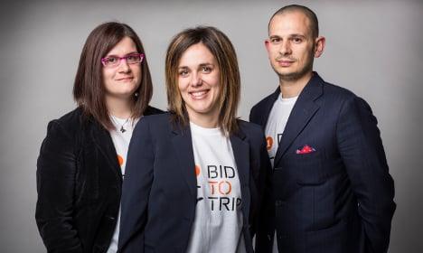 Crowdfunding success for Italian-born startup