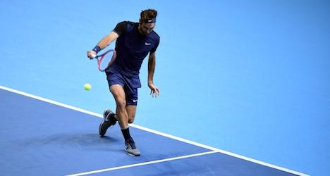 Djokovic beats Federer to win ATP Tour Finals