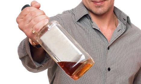 Norwegian whisky lover jailed for flight threat