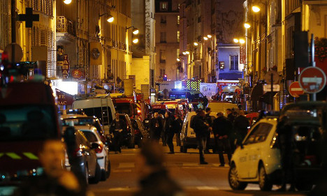 AS IT HAPPENED: Over 120 dead in Paris attacks