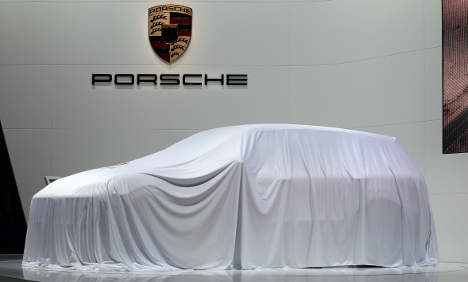 VW shares suffer as scandal reaches Porsche