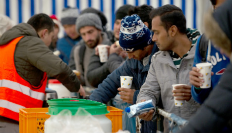 Germany CAN afford refugees: top economists