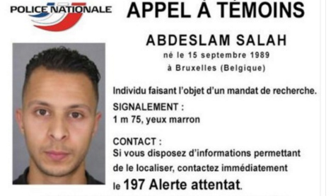 Was fugitive held for drink driving in Spain prior to the Paris attacks?